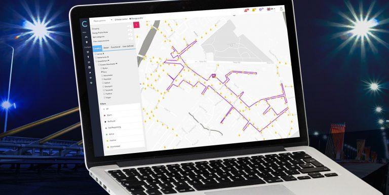 Citintelly – Die Lichtlösung für vernetzte Städte