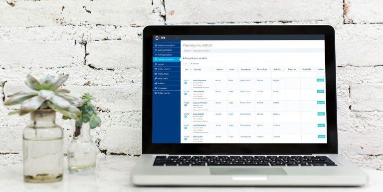 Ein Rechteverwaltungssystem für BALTA, ein führendes Versicherungsunternehmen